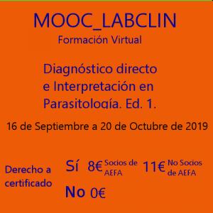 MOOC_LABCLIN_#08. Ed 1. Diagnóstico directo e interpretacion en Parasitologia