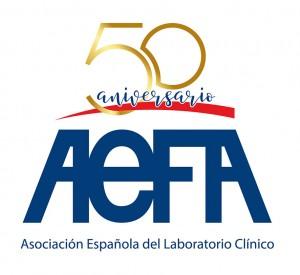 Logo 50 Aniversario AEFA 01