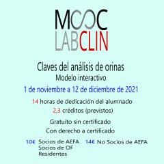 MOOC_LABCLIN_#16. Ed 1. Claves del analisis de orina.